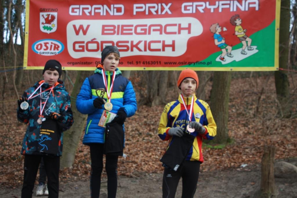 Szymon Janaszkiewicz zajął trzecie miejsce
