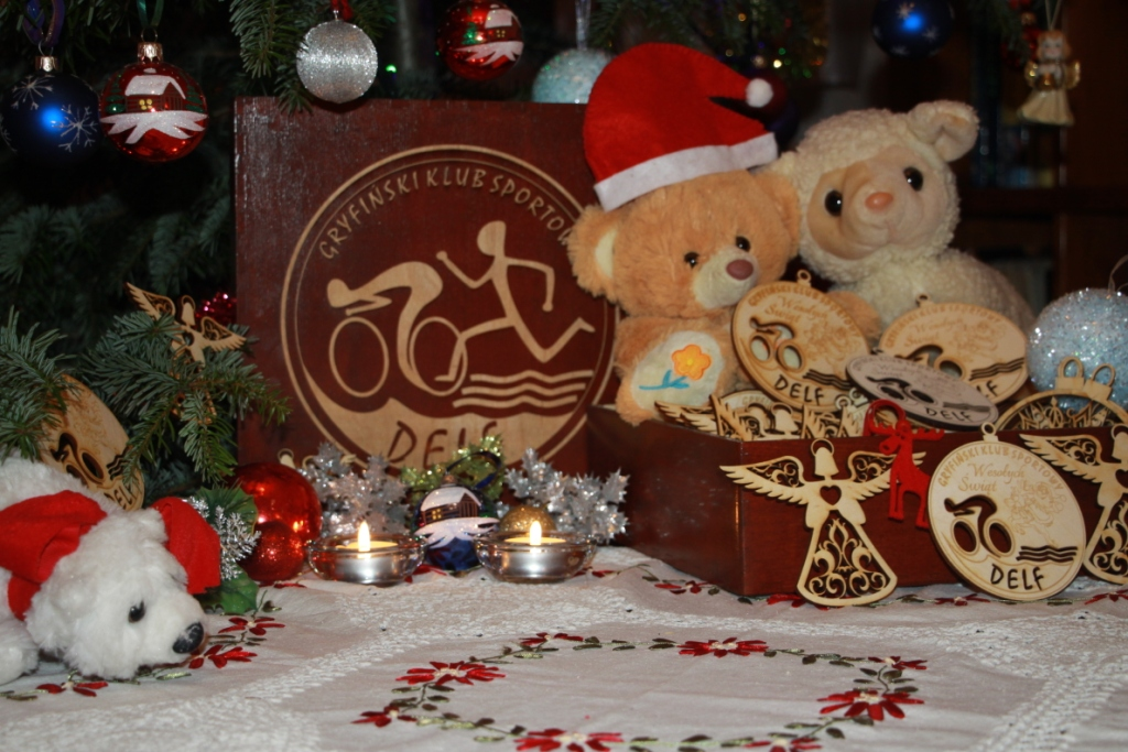 Życzenia świąteczne i noworoczne Delfa