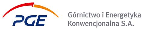 PGE Górnictwo i energetyka Konwencjonalna Spółka Akcyjna