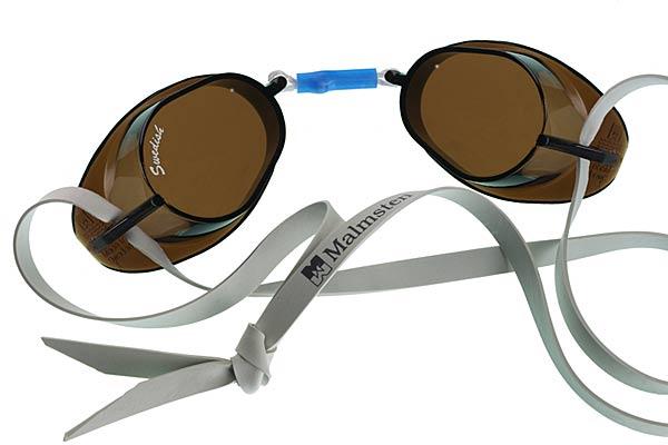 Najczęściej kupowane okularki przez pływaków. Bardzo dobrze związane.